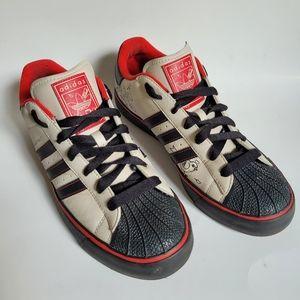 "adidas Superstar Vulcan ""Heartfelt"" Sneakers"